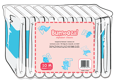 Bumooza Diapers