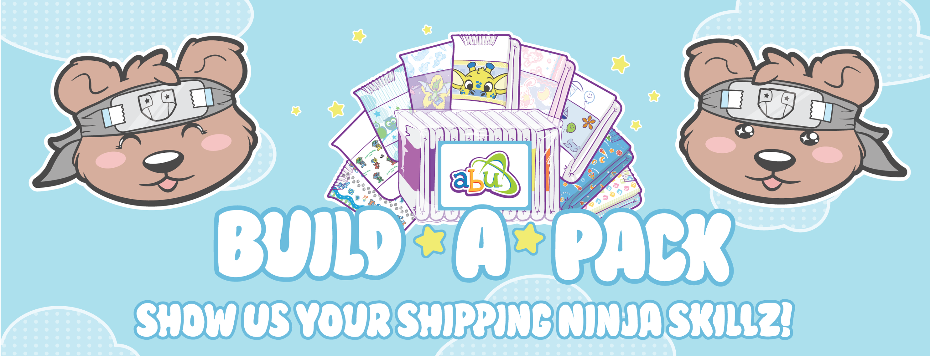 Build A Pack Is Here
